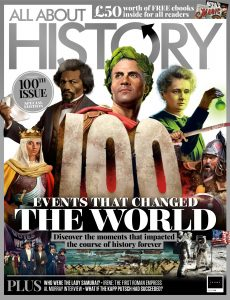 All About History – Issue 100, 2021