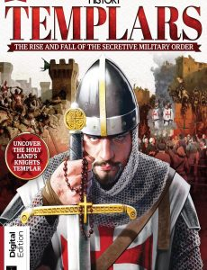 All About History Templars – 3rd Edition, 2021
