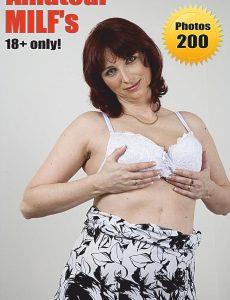 Amateur MILFs Nude & Kinky Adult Photo Magazine – January 2021