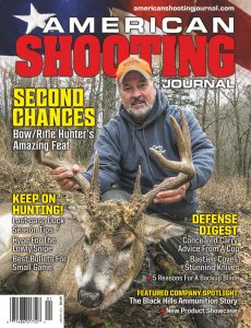 American Shooting Journal – January 2021