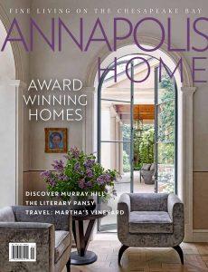 Annapolis Home – January-February 2021
