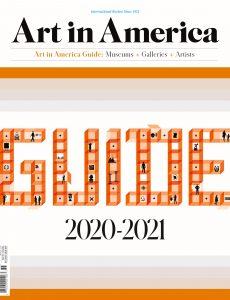 Art in America – December 2020