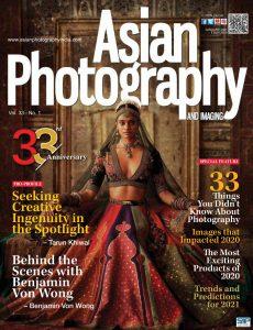 Asian Photography – January 2021