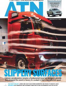 Australasian Transport News (ATN) – January 2021