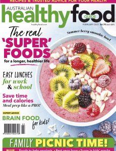 Australian Healthy Food Guide – February 2021