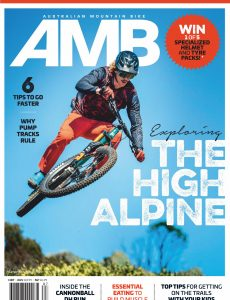 Australian Mountain Bike – January 2021
