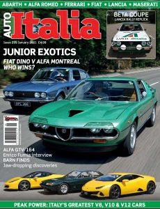 AutoItalia – Issue 299 – January 2021