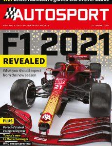 Autosport – 21 January 2021