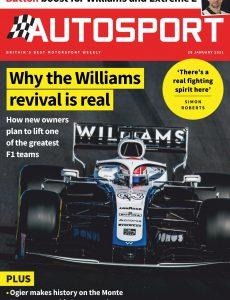 Autosport – 28 January 2021