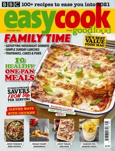 BBC Easy Cook UK – January 2021