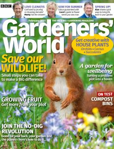 BBC Gardeners' World – February 2021