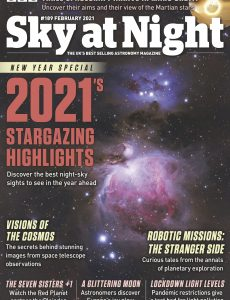 BBC Sky at Night – February 2021