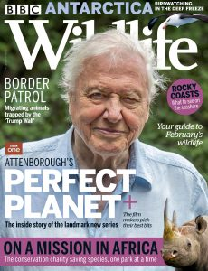 BBC Wildlife Magazine – February 2021
