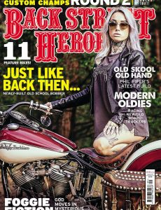 Back Street Heroes – Issue 437 – September 2020