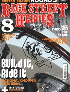 Back Street Heroes – Issue 438 – October 2020