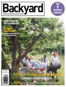 Backyard – January 2021