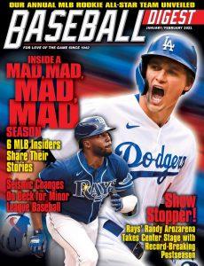 Baseball Digest – January-February 2021