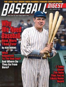Baseball Digest – July-August 2020