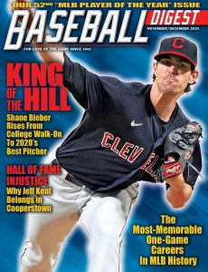 Baseball Digest – November-December 2020