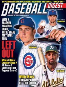Baseball Digest – September-October 2020
