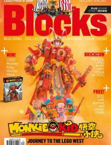 Blocks Magazine – Issue 74 – December 2020