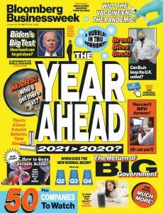 Bloomberg Businessweek Asia Edition – 25 January 2021
