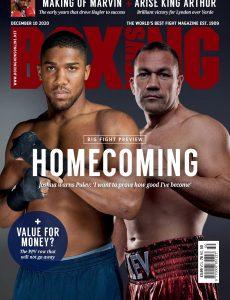 Boxing News – 10 December 2020