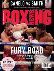 Boxing News – 17 December 2020