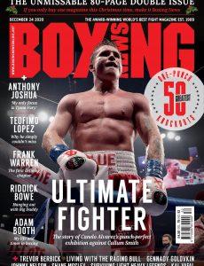 Boxing News – 24 December 2020