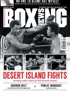 Boxing News – 28 January 2021