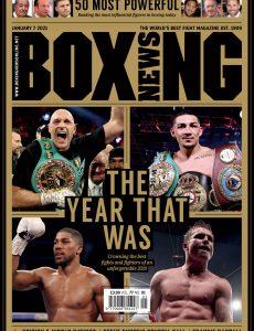 Boxing News – 7 January 2021