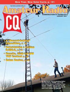 CQ Amateur Radio – January 2021