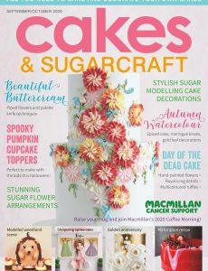 Cakes & Sugarcraft – September-October 2020