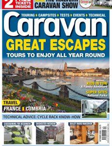 Caravan Magazine – October 2020