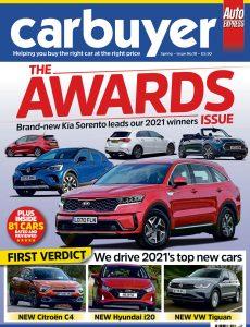 Carbuyer Magazine – Spring 2021