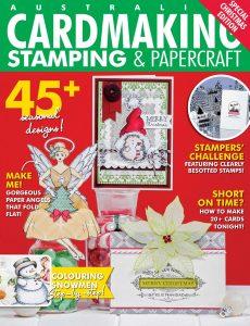 Cardmaking Stamping & Papercraft – December 2020