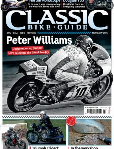 Classic Bike Guide – February 2021