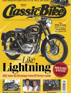 Classic Bike UK – February 2021