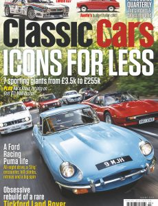 Classic Cars UK – March 2021