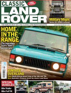 Classic Land Rover – September 2020