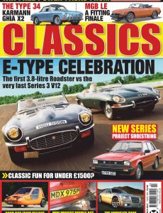 Classics Monthly – March 2021