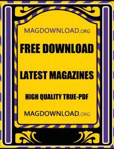 Club International – Volume 49 Issue 8 2021