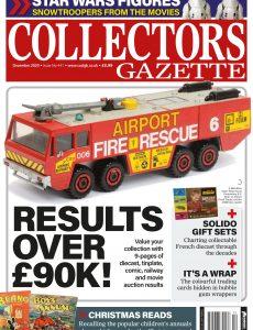 Collectors Gazette – December 2020