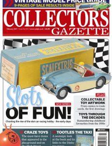 Collectors Gazette – February 2021