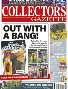Collectors Gazette – November 2020