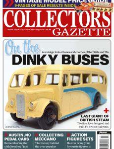 Collectors Gazette – October 2020