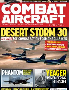 Combat Aircraft – February 2021