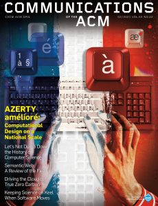 Communications of the ACM – February 2021