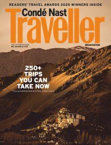 Conde Nast Traveller India – December 2020 -January 2021