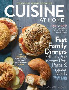 Cuisine at Home – January-February 2021